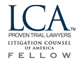 LCA - Proven Trial Lawyers Fellow